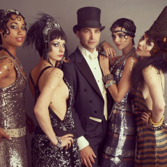 8 Stylish Squad Costumes You Can Do Last Minute