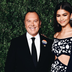 Zendaya & Solange Heat Up The 13th Annual CFDA/Vogue Fashion Fund Awards Dinner