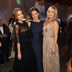 Jessica Alba & Kate Hudson Stun At L.A.'s Baby2Baby Gala
