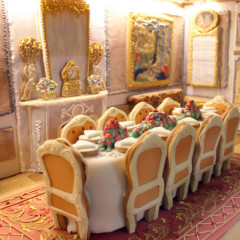 Inside The World's Most Extravagant Gingerbread House