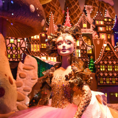 Tour NYC's Haute Holiday Windows Of 2016