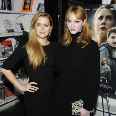 Amy Adams, Spike Jonze & More Toast To