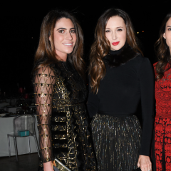Best Dressed Guests: The ACRIA 2016 Holiday Dinner