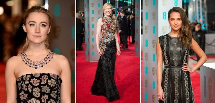 Best Dressed Guests: 10 Must-See Looks From The 2016 BAFTA Awards