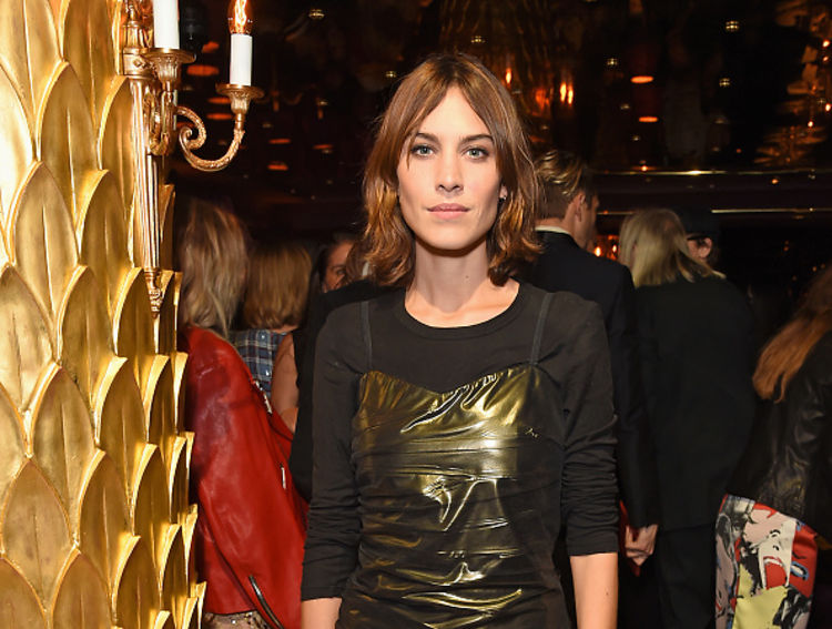 Alexa Chung & Beth Ditto Celebrate Marc Jacobs Beauty In London