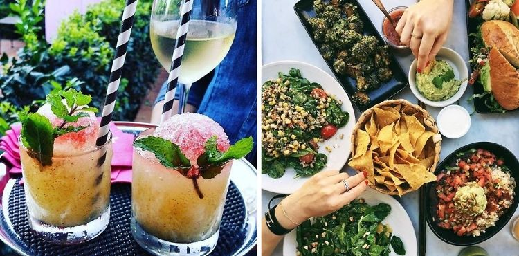 6 Gluten-Free Hot Spots To Take Your Date In LA