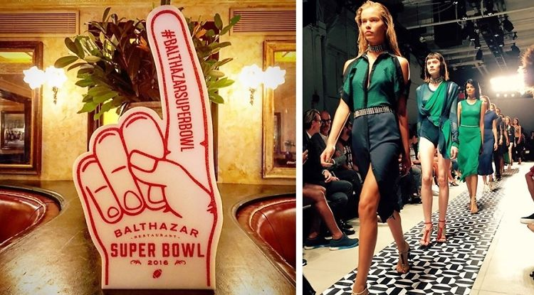 NYFW Vs. The Super Bowl: 7 Fashion & Football Factoids