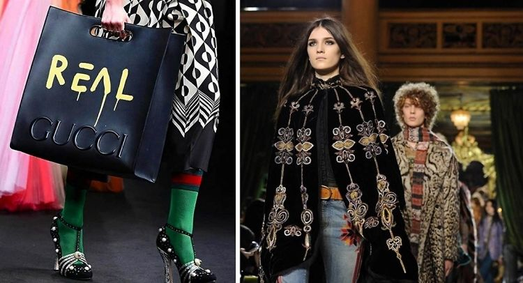 Instagram Round Up: Runway Moments From Milan Fashion Week AW16