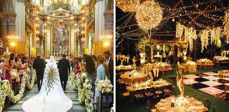 The Coolest Wedding Inspiration On Instagram