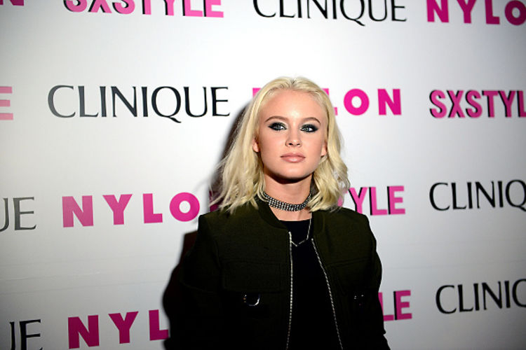 Interview: Zara Larsson, Star Of Clinique's New #PlayWithPop Campaign