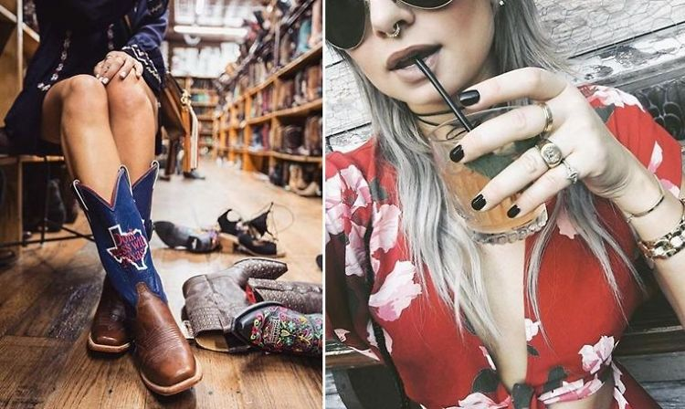 The Best Fashion Girl Instagrams From SXSW 2016