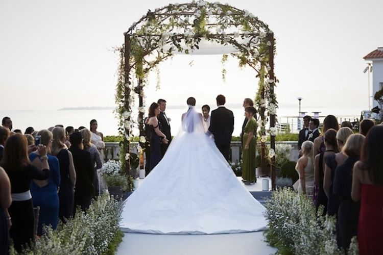 Our Favorite Weddings from the Past Decade