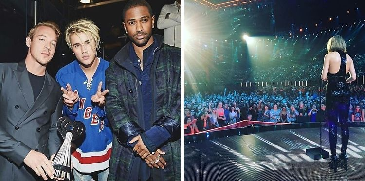 Instagram Round Up: The Best Moments At The 2016 iHeartRadio Music Awards