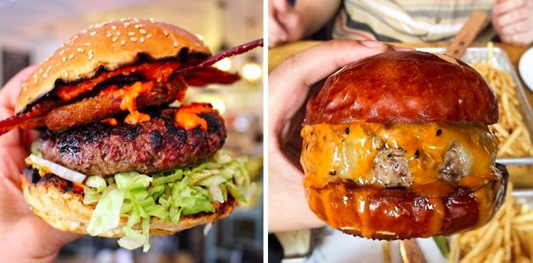 The 5 Most Insane Burgers In NYC