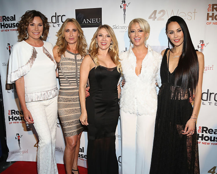 Countesses, Ex-Cons & Cohen: My Night Partying With The Real Housewives