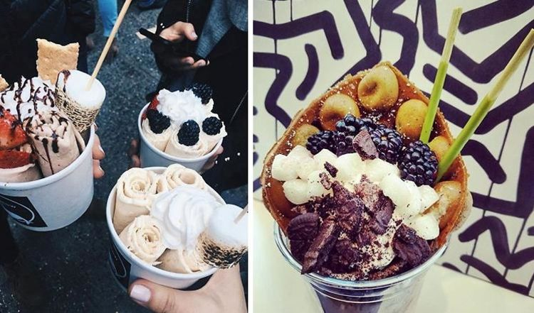 The Most Instagrammable Ice Cream In NYC