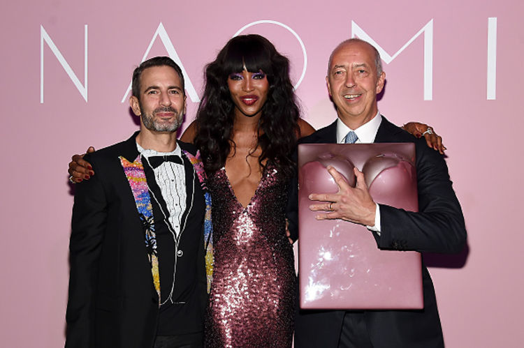 Marc Jacobs Hosts A Disco Launch Party For Naomi Campbell's $1,750 Book