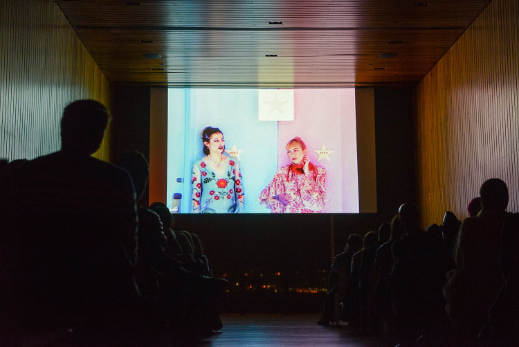 Gia Coppola & Semaine Host A Chic Screening At The Standard