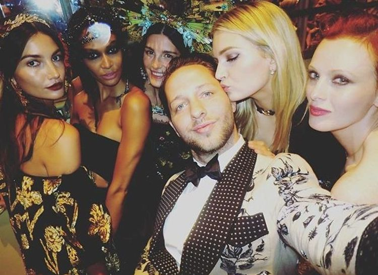 11 Glamorous Instagrams From The 2016 Save Venice Ball