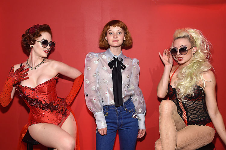 Marc Jacobs Launches Eyewear With An #MJScreamTeam Dance Party
