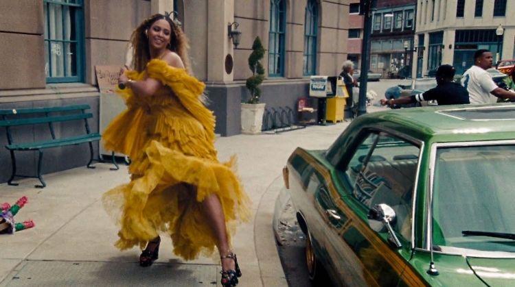 A Shot-By-Shot Comparison Of James Corden's 'Lemonade' Parody