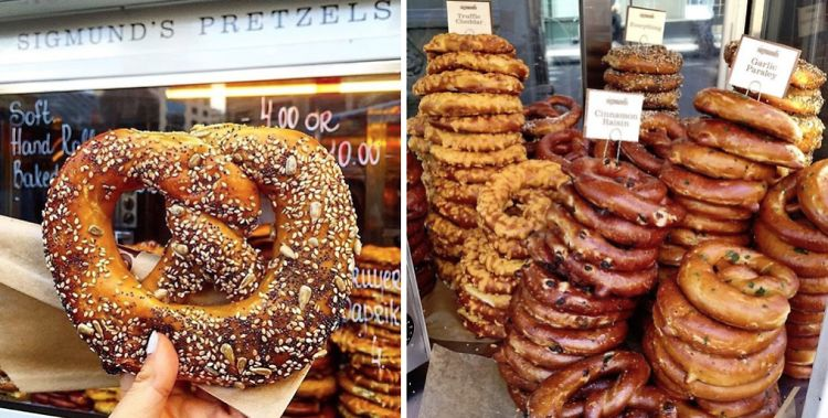 National Pretzel Day: The Most Unique Pretzel Eats In NYC