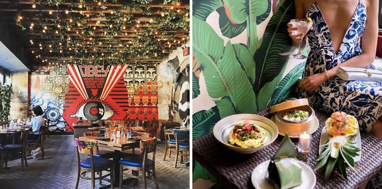 The 6 Most Inventive Restaurants In NYC