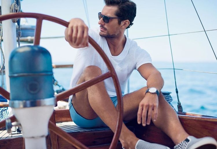 Your Man's Grooming Guide For Summer