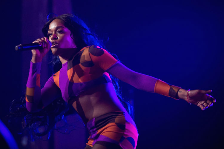 Azealia Banks Just Can't Stop Pissing People Off