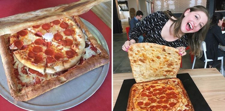 You Can Now Get A Pizza Within A Pizza...Within A Pizza