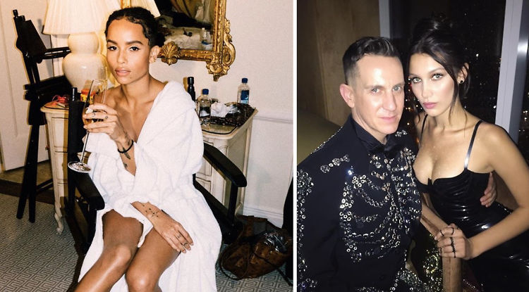 Instagram Round Up: The Best Celebrity Snaps From The Met Gala