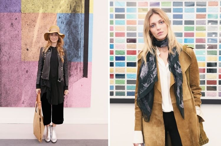 NYC Street Style: The Best Of Frieze Fashion