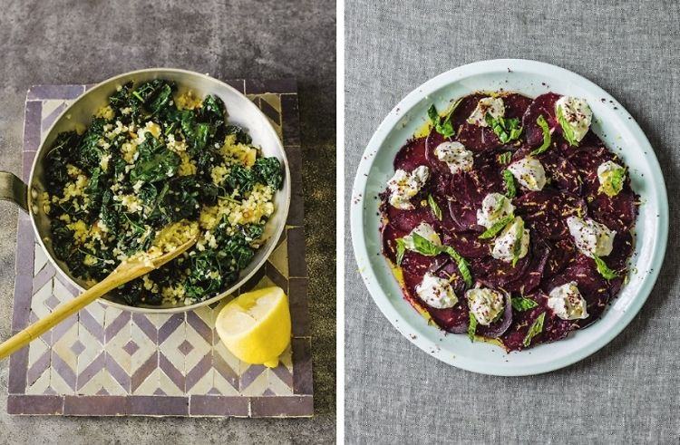 4 Authentic Middle Eastern Vegetarian Dishes To Make Tonight