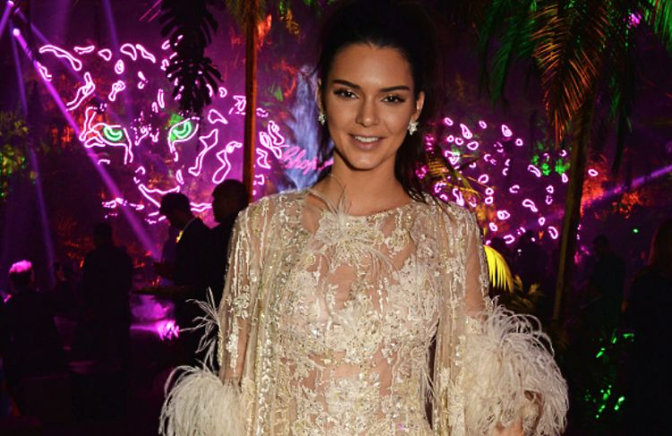 Kate Moss & Kendall Jenner Got Wild With Chopard In Cannes