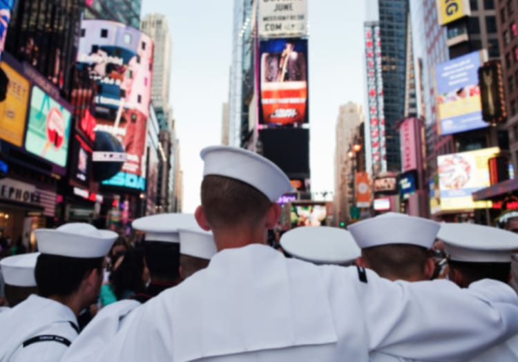 Fleet Week 2016: Where To Party With Sailors In NYC