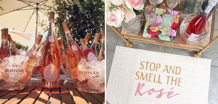 Rosé Season: The Top Spots To Pop Bottles In The Hamptons