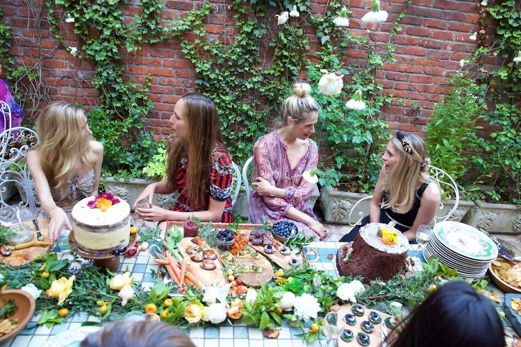 A Lesson In Throwing The Ultimate Bridal Shower