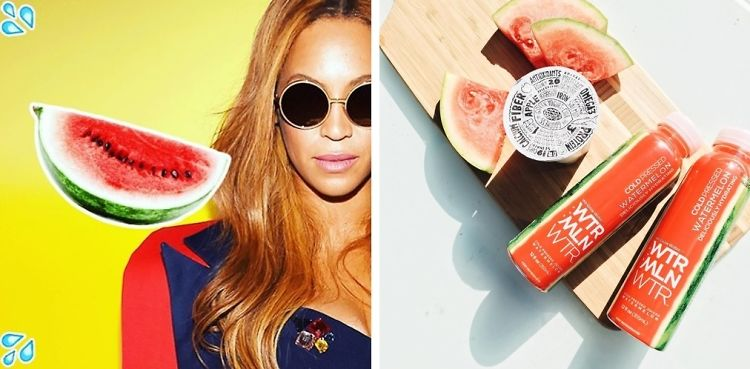Beyoncé Wants You Drinkin' Watermelon, Just Like Her