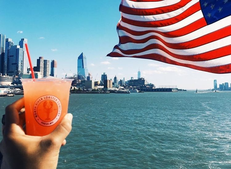 5 Booze Cruises To Sip & Sail In NYC
