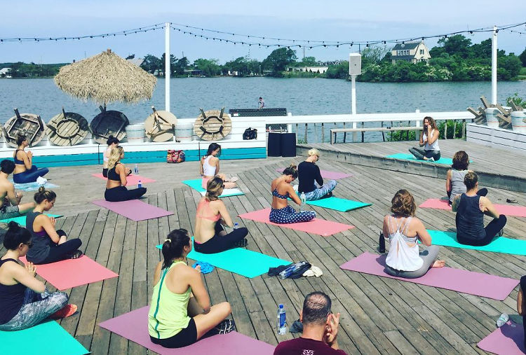 A Guide To The Hamptons' Chicest Workouts