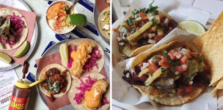 Taco Tuesday: 8 Spots To Chow Down Tonight