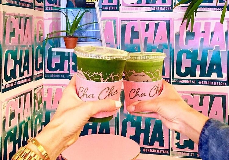 Check Into Cha Cha Matcha, NYC's Latest It Girl Obsession
