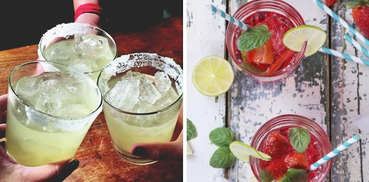 10 Cocktails To Shake Up This National Tequila Day