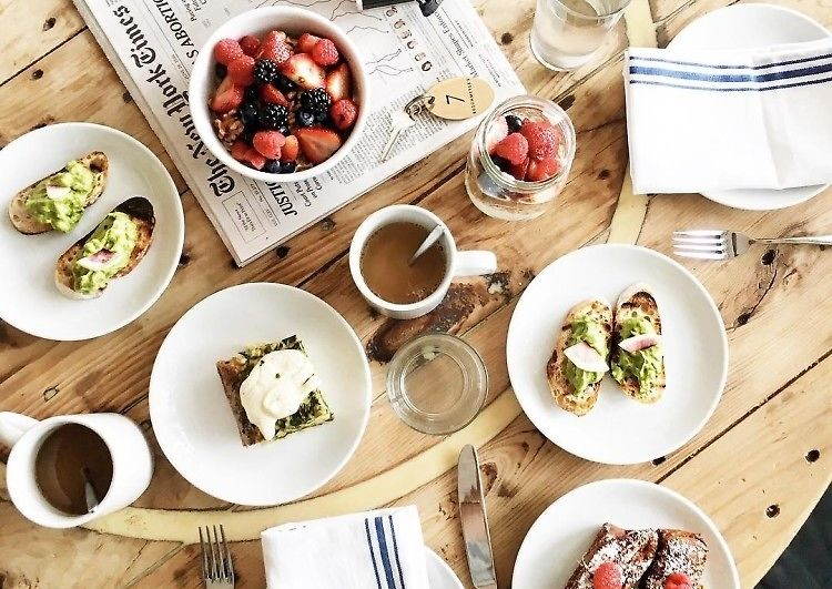 10 Spots To Brunch In The Hamptons This Weekend