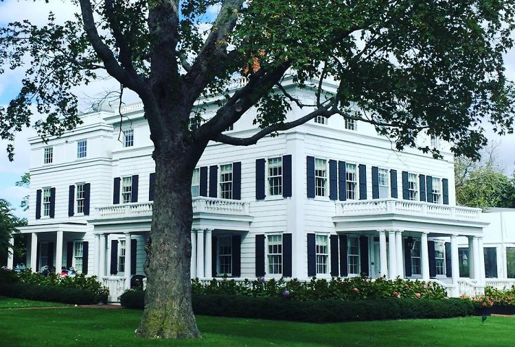 You're Invited! The White Party At Topping Rose House