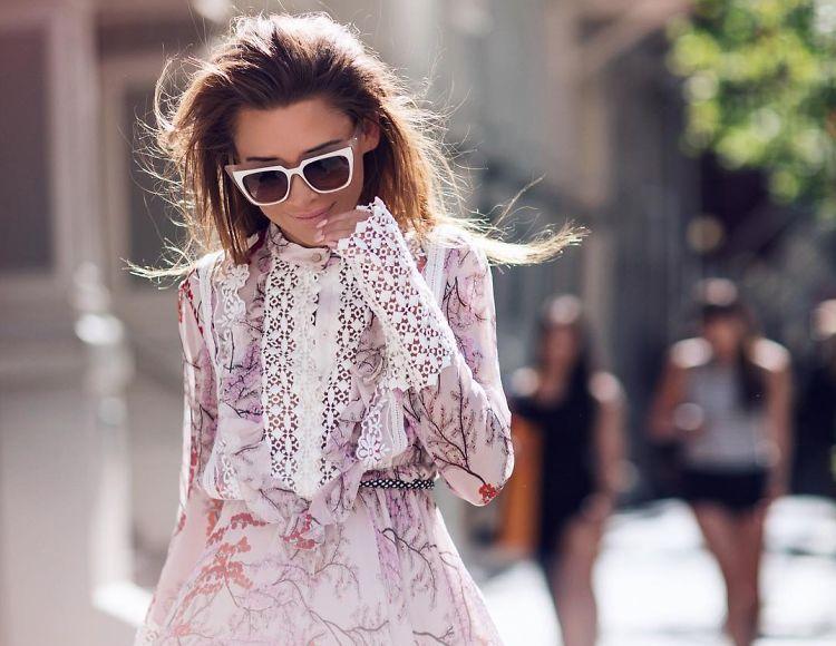 Blogger & Street Style Star Bridget Bahl Shares Her Fashion Week Survival Tips