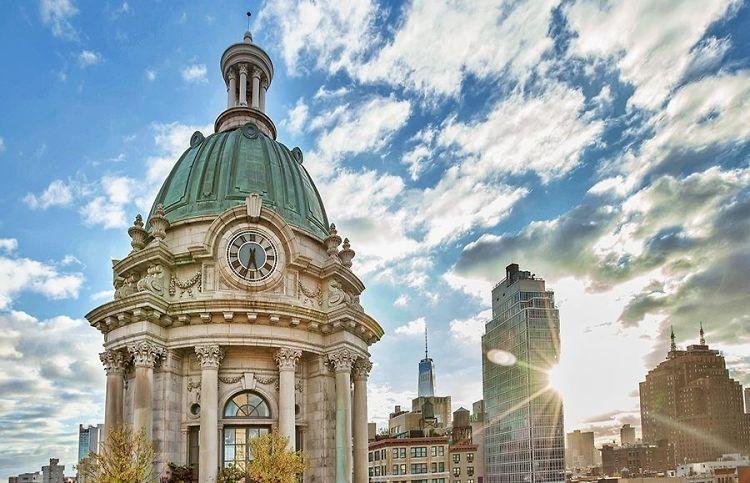 Inside NYC's Mysterious $35 Million Clocktower Penthouse
