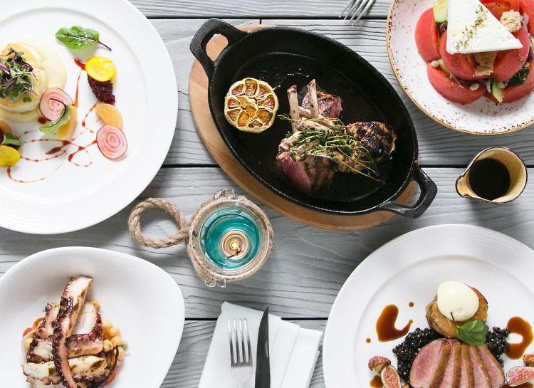 Opa! The Best Greek Restaurants In Manhattan