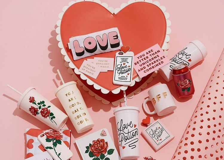 Your One-Stop Shop For Galentine's Day Gifts