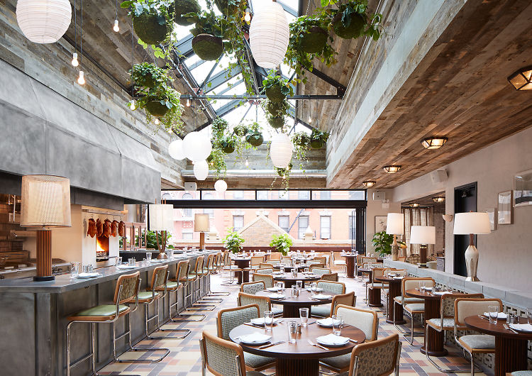 11 Stylish Spots To Dine During New York Fashion Week
